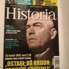 Revista Historia nr. 144 / iunie 2011, 22iunie 1941 ordinul care a facut istorie - Revista culturale