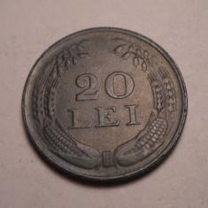 20 lei 1944 UNC - Moneda Romania