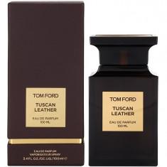Parfum Original Tom Ford - Tuscan Leather + CADOU - Parfum unisex, 100 ml, Apa de parfum