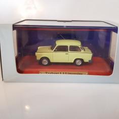 Macheta Trabant 1.1 Limousine DDR Auto Atlas 1/43, 1:43