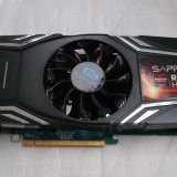 Placa video Sapphire Radeon HD6790 1GB DDR5 256-bit DX11 Hdmi