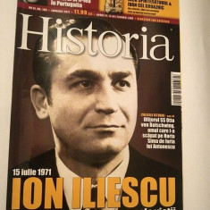 Revista Historia nr. 109 ianuarie 2011, Ion Iliescu trimis de Ceausescu la ... - Revista culturale