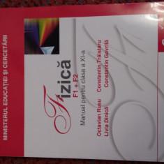 Manual pentru clasa a-Xl-a Fizică F1-F2 - Manual scolar corint, Clasa 11