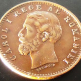 Moneda istorica 2 Bani - ROMANIA, anul 1900 *cod 505 --- FRUMOASA! - Moneda Romania