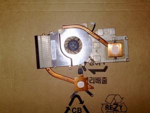 Sistem racire , cooler + radiator ASUS F3S , F3SG