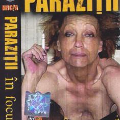 Caseta audio: Parazitii - In focuri + Irefutabil ( 2002 - 2 casete originale )