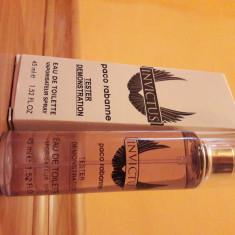 Parfum Tester Paco Rabanne Invictus 45ml - Parfum barbati Paco Rabanne, Apa de toaleta