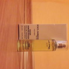 Parfum Tester D&G The One 45ml - Parfum barbati Dolce & Gabbana, Apa de toaleta