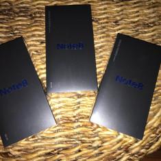 Samsung Note8 - Telefon Samsung, Negru, 64GB, Neblocat, Dual SIM