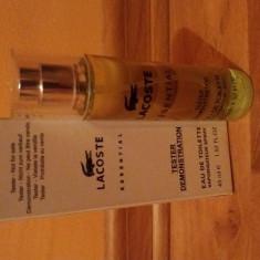 Parfum Tester Lacoste Esential 45ml - Parfum barbati Lacoste, Apa de toaleta