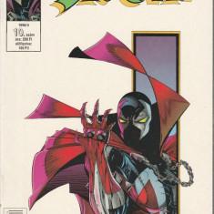 SPAWN(4/1998) - benzi desenate lb. maghiara(00221) - Reviste benzi desenate