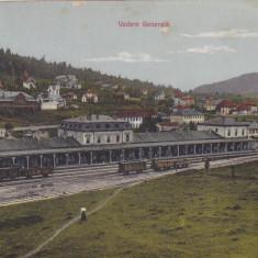 PREDEAL GARA ,CIRCULATA 1911,ROMANIA.