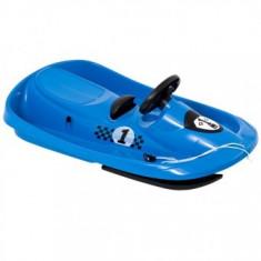 Sanie cu volan copii 3Ani+ Hamax Sno Formel Blue