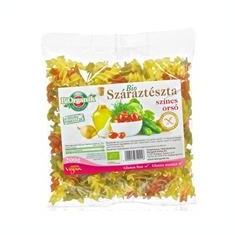 Paste Fara Gluten Color Spirale Bio Biorganik 200gr Cod: 5999559310416