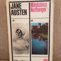 MANASTIREA NORTHANGER-JANE AUSTEN - Roman