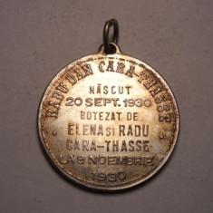 Marturie Botez 1930 Radu Dan Cara-Thasse UNC