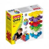 Quercetti Qubo cub multicolor 19 piese