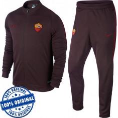 Trening Nike AS Roma pentru barbati - trening original - treninguri barbati - Trening barbati Nike, Marime: L, Culoare: Din imagine, Poliester