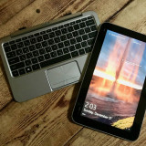Laptop & Tabletă 2in1 HP Envy X2 - Laptop HP Envy, Intel Core Duo, Sub 80 GB