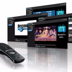 Telecomanda Universala Air Mouse 2.4G pentru Smart TV, PC, Tableta
