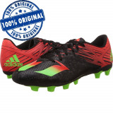 Pantofi sport Adidas Messi 15.4 pentru barbati - adidasi originali - fotbal - Ghete fotbal Adidas, Marime: 41 1/3, 42, 45 1/3, 46, 46 2/3, Culoare: Din imagine, Iarba: 1