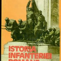 Istoria Infanteriei Romane vol. i+ii ^ - Carte Istorie