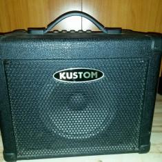 Amplificator Kustom KBA16 30 W - Amplificator Chitara