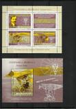 Romania MNH 2006 - LP 1712b + 1713 - Traian Vuia - cel mai ieftin, Nestampilat