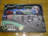 Turbo Max / Rail Train Set / trenulet electric
