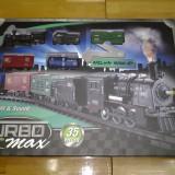 Turbo Max / Rail Train Set / trenulet electric
