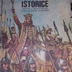 Povestiri istorice pentru soimii patriei si pionieri, Dumitru Almas, T GRATUIT