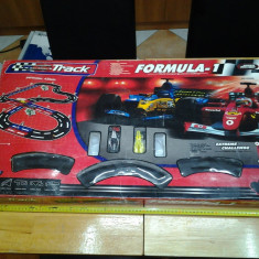 Racing Track / Formula 1 / pista masinute copii