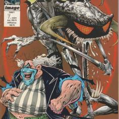 SPAWN(1/1998) - benzi desenate lb. maghiara(002017) - Reviste benzi desenate