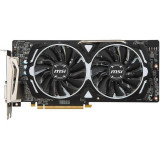Placa video MSI AMD Radeon RX 580 Armor OC 8GB DDR5 256bit, PCI Express