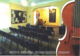 Carte postala CP BT015 Dorohoi - Muzeul memorial G. Enescu- necirculata