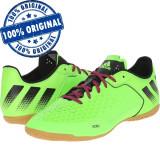 Pantofi sport Adidas Ace 16.3 pentru barbati - adidasi originali - Ghete fotbal Adidas, Marime: 40, 40 2/3, 41 1/3, 42, Culoare: Verde, Sala: 1