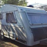 Rulotă off-camping KIP KH49, 4-5 persoane, pe o axă. - Utilitare auto