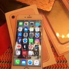 IPhone 7 32Gb Rose Gold impecabil-blocat in Orange (in garantie inca 10 luni) - Telefon iPhone Apple, Roz