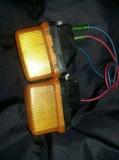 Set lampi semnalizare motoreta,motocicleta,moto,moped,motor,scuter,T.GRATUIT
