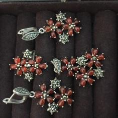 Vand set bijuterii din argint - Set bijuterii argint