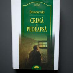 Crima si Pedeapsa - F.M. Dostoievski, Corint, 2008