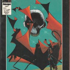 SPAWN(5/1998) - benzi desenate lb. maghiara(00220) - Reviste benzi desenate