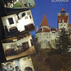 Carte postala CP BV045 Castelul Bran - necirculata