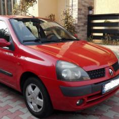 Renault Clio Symbol, An Fabricatie: 2002, Benzina, 76904 km, 1390 cmc