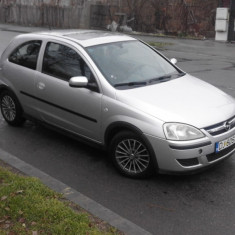 Opel Corsa C an 2005 impecabil, Benzina, 218000 km, 1200 cmc