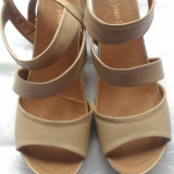 Sandale Bej/Crem