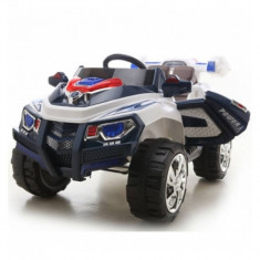 Masinuta electrica Jeep Adventure HC 8188 albastru - Vehicul