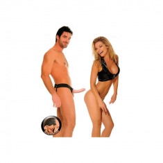 Strap-On unisex Hollow Fantasy natural - Sex Shop Erotic24