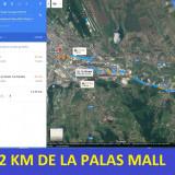 Tomesti, 12 km de la Palas, 7800 mp intravilan - Teren de vanzare, Teren intravilan
