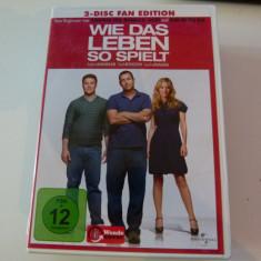 Wie das Leben so spielt - dvd - Film Colectie, Engleza